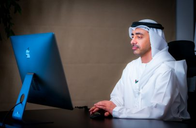 عبدالله بن زايد يترأس اجتماع اللجنة العليا للإشراف على الاستراتيجية الوطنية لمواجهة غسل الأموال وتمويل الإرهاب