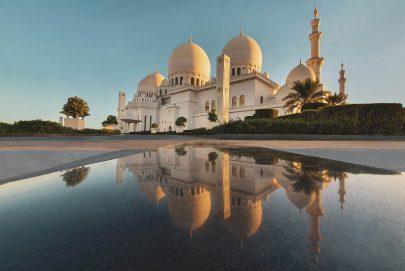 جامع الشيخ زايد الكبير في أبوظبي يستقبل 11614 مرتاداً خلال إجازة عيد الأضحى