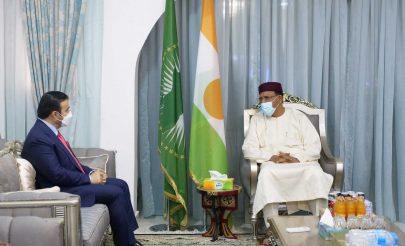 الإمارات والنيجر تبحثان تعزيز التعاون في المجالات الشرطية والأمنية