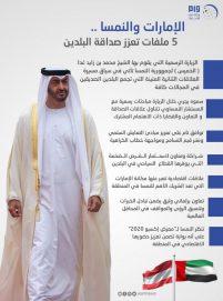 5 ملفات تعزز الشراكة بين الإمارات والنمسا