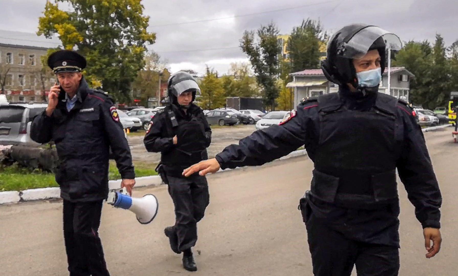 8 قتلى بإطلاق نار داخل حرم جامعة روسية