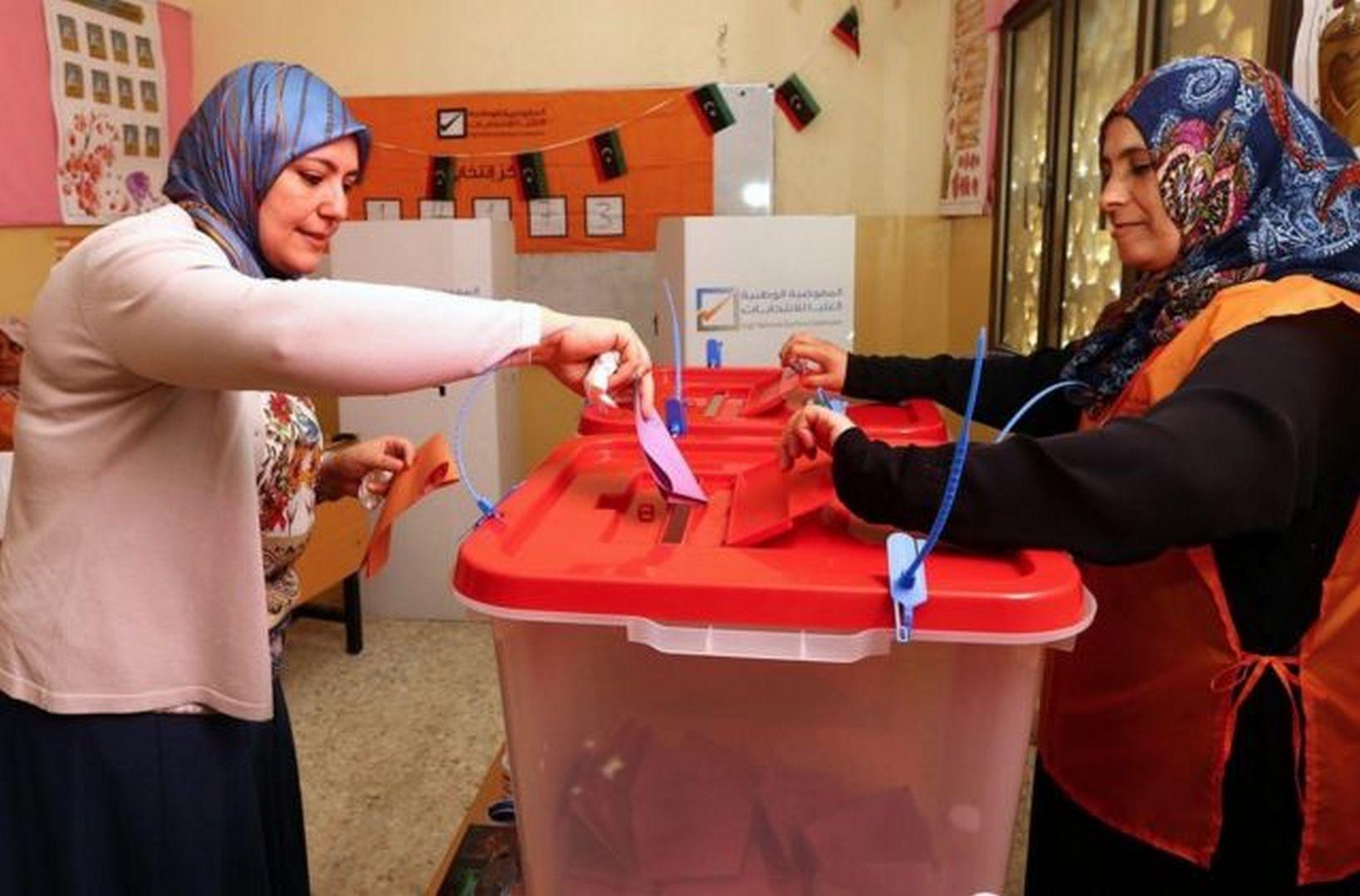 واشنطن متمسكة بإجراء الانتخابات الليبية في موعدها