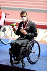 محمد القايد بطل بارالمبية طوكيو: التضحيات الطريق الوحيد لتحقيق الإنجازات الكبرى