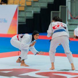 منتخب سيدات الجوجيتسو.. أيقونة النسخة الخامسة من البطولة الآسيوية