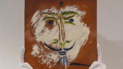 فرنسا تستقبل 9 أعمال فنية لبيكاسو