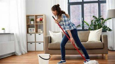 تنظيف المنزل يحرق سعرات حرارية بقدر ممارسة التمارين