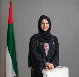 ريم الهاشمي تبحث تعزيز التعاون بين الإمارات والأمم المتحدة مع غوتيريش
