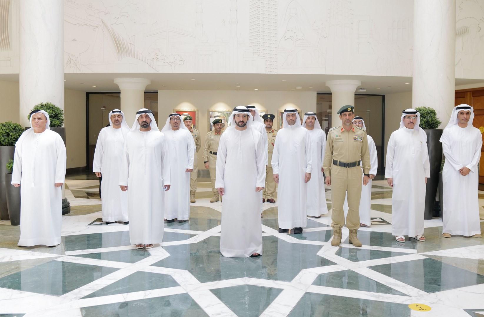 حمدان بن محمد: بتوجيهات محمد بن راشد نضاعف العمل لترسيخ ريادة دبي كنموذج لمدن المستقبل