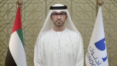 سلطان الجابر: التوازن بين النمو الاقتصادي وحماية البيئة ركيزة أساسية لصناعة الغاز