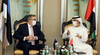 منتدى الأعمال الإماراتي الاستوني يبحث توسيع مسارات التعاون وبناء شراكات طويلة الأمد