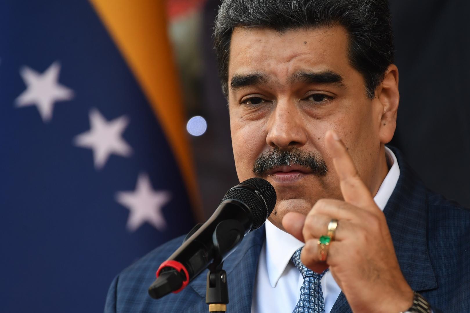 فنزويلا تعلق المحادثات مع المعارضة