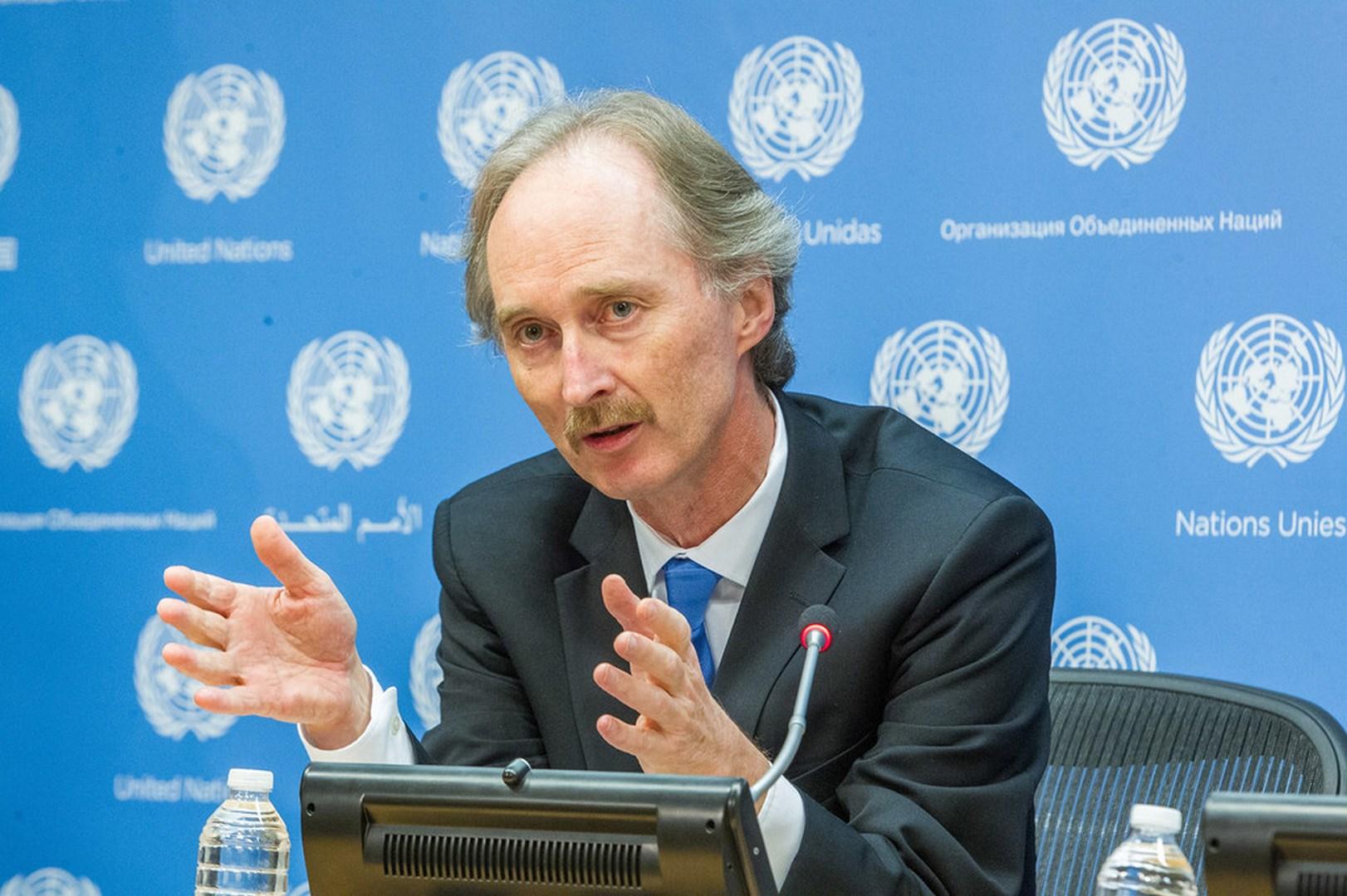 إنطلاق الجولة السادسة من اجتماعات جنييف بشأن الدستور السوري