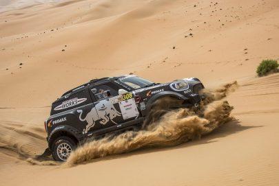 رالي أبوظبي الصحراوي يحتفل بمرور 30 عاماً على انطلاقه