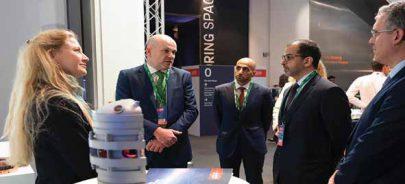 حامد بن زايد يلتقي عدداً من الوزراء البريطانيين على هامش قمة الاستثمار العالمية لندن 2021