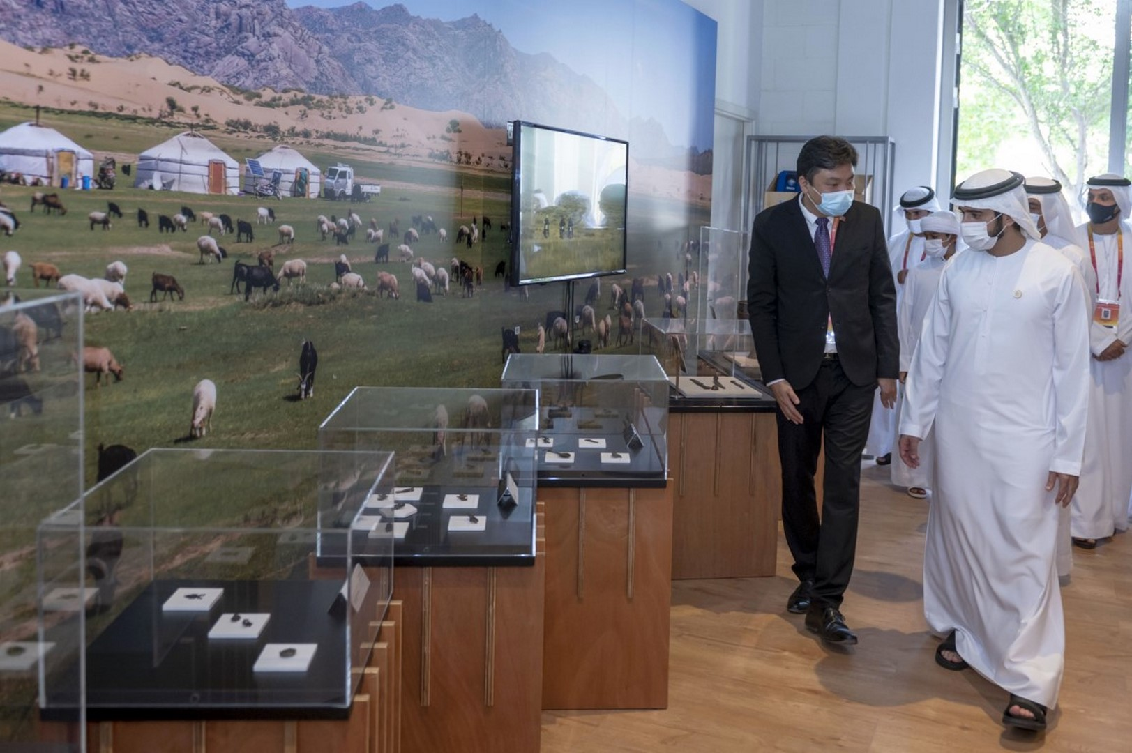 حمدان بن محمد: إكسبو 2020 احتفالية إبداعية فريدة تجمع ثقافات وابتكارات شرق العالم وغربه في دبي