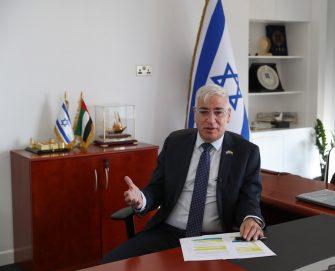 السفير الإسرائيلي: الإمارات وإسرائيل توقعان اتفاقية شراكة اقتصادية شاملة قريباً