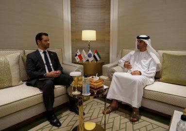الإمارات وبنما تبحثان تطوير التعاون الاقتصادي وتوسيع آفاق الشراكة